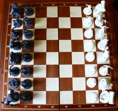 .Шахматы Dota 2